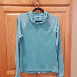 Womens north face flash dry